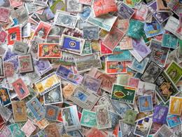 Lot De Plus De 1800 Timbres De Plus De 50 Diverse Pays - Lots & Kiloware (mixtures) - Min. 1000 Stamps