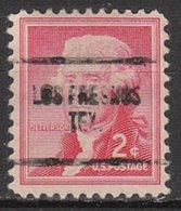 USA Precancel Vorausentwertung Preo, Locals Texas, Los Fresnos 704 - Vereinigte Staaten