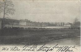 Vilvorde   -   La Correction    -    1902   Naar   Malines - Vilvoorde