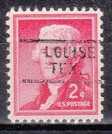 USA Precancel Vorausentwertung Preo, Locals Texas, Louise 729 - Vereinigte Staaten