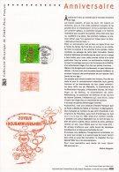 """"""" MARSUPILAMI """" Sur Document Philatélique Officiel De 2003 (Prix à La Poste = 5.00 €) N° YT 3569. Parf état DPO - Stripsverhalen"""