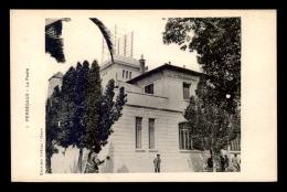 ALGERIE - PERREGAUX - LA POSTE - Algeria