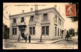 ALGERIE - ORLEANSVILLE - LA NOUVELLE POSTE - Chlef (Orléansville)