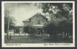 Hungary, Dobogoko,  Baron Eotvos Lorant Rest House, '30s. - Ungheria