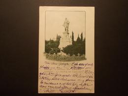 Carte Postale -  GRECE - Athénes - Statue De Varvaki - Timbre Entier Postal - 1901 (2323) - Grecia