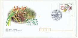Enveloppe PAP Abolition De L'Esclavage Louis Delgrès - Premier Jour 2002 - 972 Saint Pierre - Postwaardestukken