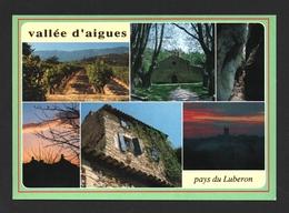Aigues Pays Du Lubéron - Région De Pertuis & Apt  - Carte Postale Vaucluse - Pertuis