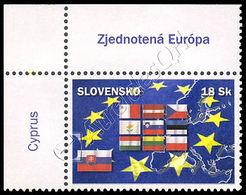 Slovacchia / Slovakia 2004: Ingresso Nell'Unione Europea / Admission Into European Union ** - Emisiones Comunes
