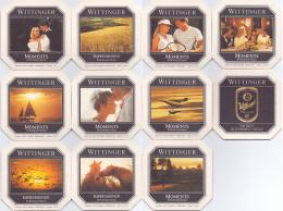 #D218-074 Reeks Viltjes Wittinger (reeks 6) - Sous-bocks