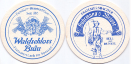 #D218-075 Viltje Waldschloss Bräu - Sous-bocks