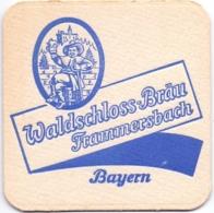 #D218-078 Viltje Waldschloss Bräu - Sous-bocks