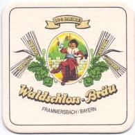 #D218-079 Viltje Waldschloss Bräu - Sous-bocks