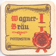 #D218-081 Viltje Wagner Bräu Pottenstein - Sous-bocks