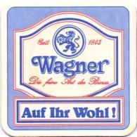 #D218-087 Viltje Wagner Bräu Pottenstein - Sous-bocks