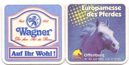 #D218-088 Viltje Wagner Bräu Pottenstein - Sous-bocks