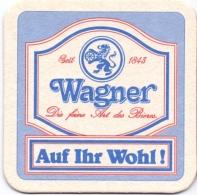 #D218-089 Viltje Wagner Bräu Pottenstein - Sous-bocks