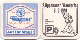 #D218-090 Viltje Wagner Bräu Pottenstein - Sous-bocks