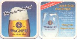 #D218-092 Viltje Wagner Bräu Pottenstein - Sous-bocks