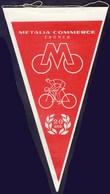 CROATIA - METALIA  COMMERCE  TEAM - Flag - ZAGREB - 1970 - Cycling