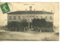 52 - PRESSIGNY / LA MAIRIE - Prauthoy