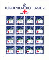 Liechtenstein, Kleinbogen Nr. 629** (K 3363) - Bloques & Hojas