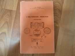 L'Oblitération Française - Pothion 1964 - 72 Pages - France