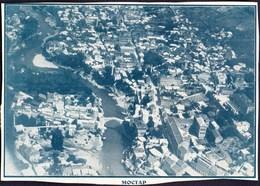 BOSNIA & H - MOSTAR  Aerial Footage  -  Cc 1935 - Bosnia And Herzegovina