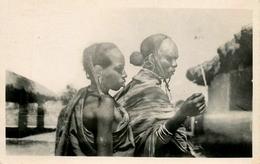 Oubangui Chari - République Centrafricaine - Boda - La Lobaye - Race Yacoma - Ethnic Ethno - éditeur M.Balard - AA54 - Centrafricaine (République)