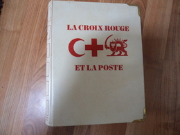 La Croix Rouge Et La Poste - Chalier 1977 - Topics