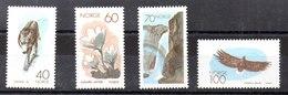Serie De Noruega N ºYvert 558/61 (**) - Nuevos