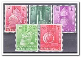 Pakistan 1962, Postfris MNH, Craft - Pakistan