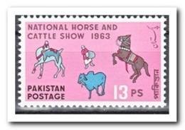 Pakistan 1963, Postfris MNH, National Horse And Cattle Show 1963 - Pakistan