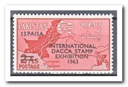 Pakistan 1963, Postfris MNH, International Stamp Exhibition DACCA '63 - Pakistan