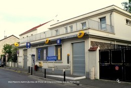 Maisons Alfort (94)-Poste Charentonneau (Edition à Tirage Limité) - Maisons Alfort