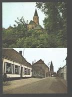 Zuienkerke - Gedeeltelijk Romaanse St. Michaelskerk / De Kerkstraat - Nieuwstaat - Zuienkerke