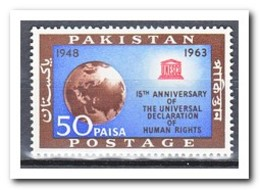 Pakistan 1963, Postfris MNH, 15th Anniversary Of The Universal Declaration Of Human Rights - Pakistan