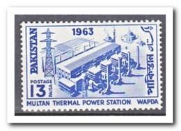 Pakistan 1963, Postfris MNH, Multan Thermal Power Station - Pakistan
