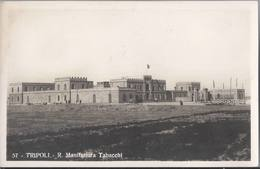 Tripoli - Regia Manifattura Tabacchi - Fotografica - HP1399 - Libya