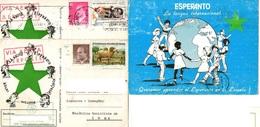 Esperanto Spagna - Sellos
