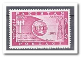Pakistan 1964, Postfris MNH, 100 Years Of International Telecommunication Union, ITU - Pakistan
