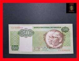 Angola 50 Kwanza 1984 P. 118 UNC - Angola