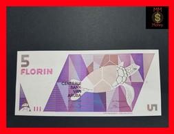 Aruba 5 Florin 1990 P. 6 UNC - Aruba (1986-...)