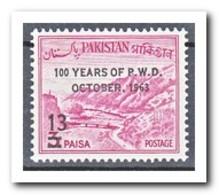 Pakistan 1963, Postfris MNH, 100 Years Public Works Office - Pakistan