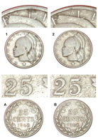 # DISCOVERY COINS: LIBERIA ★ 25 CENTS 1968 TO BE PUBLISHED! LOW START ★ NO RESERVE! - Liberia