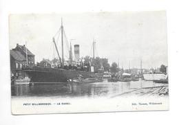 :Petit Willebroeck Le Canal  Edit Thomas - Willebroek
