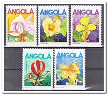 Angola 1984, Postfris MNH, Flowers - Angola