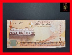 Bahrain 1/2 0.50 Dinar  2008 P. 25 UNC - Bahreïn