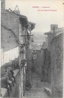 26 CREST - Carcavel Ou Rue Saint François - Animée - Crest