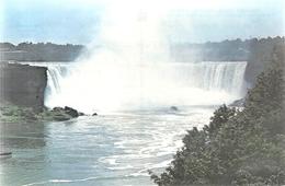 CPSM FORMAT CPA . NIAGARA FALLS . ONTARIO . CANADA . ECRITE AU VERSO - Chutes Du Niagara