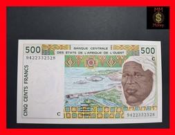 Burkina Faso 500 Franc 1994 P. 310c UNC - Burkina Faso